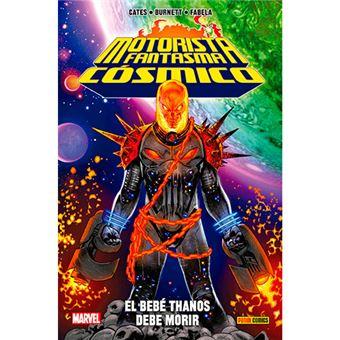 Motorista fantasma cósmico - El bebé Thanos debe morir