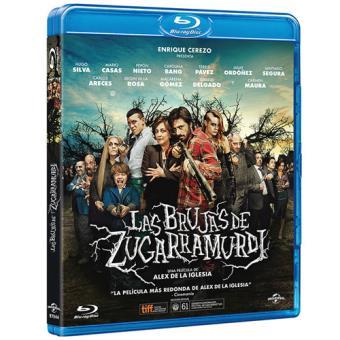 Las brujas de Zugarramurdi - Blu-Ray