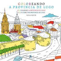Coloreando A Provincia de Lugo
