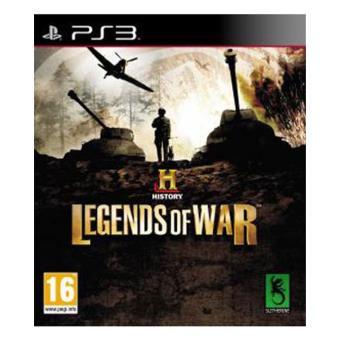History Legends Of War Ps3 Para Los Mejores Videojuegos Fnac