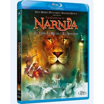 Las crónicas de Narnia: El león, la bruja y el armario - Blu-Ray