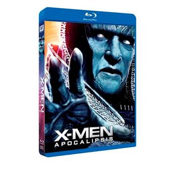 X-Men Apocalipsis -- Blu-Ray