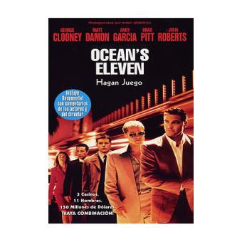 Ocean's Eleven - DVD