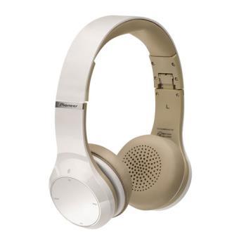 Auriculares Bluetooth Pioneer SE-MJ771BT Blanco