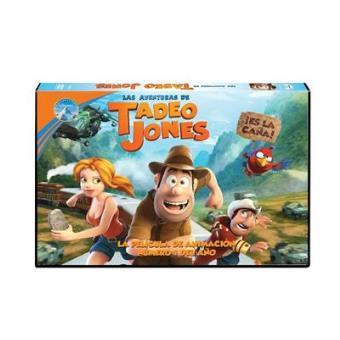 Las aventuras de Tadeo Jones - DVD Ed Horizontal