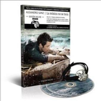 La música no se toca (Edición Deluxe)