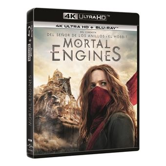 Mortal Engines - UHD + Blu-Ray