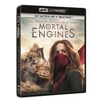 Mortal Engines - UHD + Blu-Ray