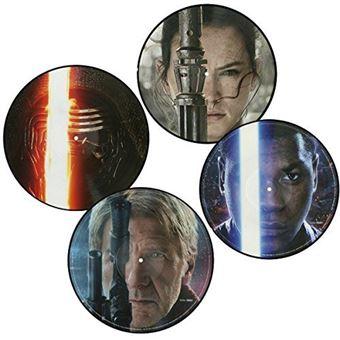 Star Wars - Episode VII: The Force Awakens B.S.O. - Vinilo