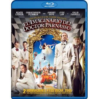 El imaginario del Doctor Parnassus - Blu-Ray