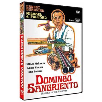 Domingo sangriento - DVD