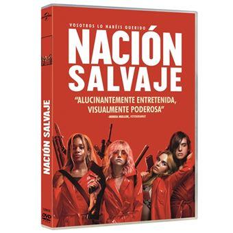 Nación Salvaje - DVD