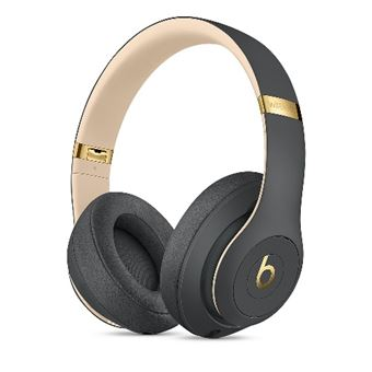 Auriculares Noise Cancelling Beats Studio3 Wireless Skyline Gris