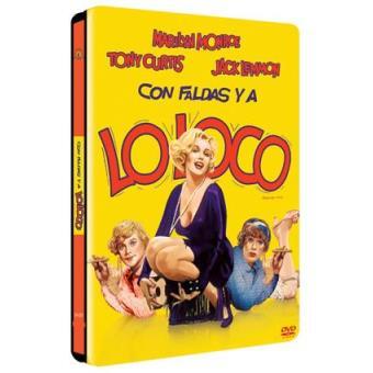 Con Faldas y a lo Loco - Steelbook DVD