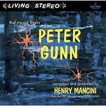 The music from Peter Gunn B.S.O. - Vinilo