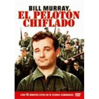El pelotón chiflado - DVD