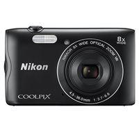 Cámara comparcta Nikon A300 Negro