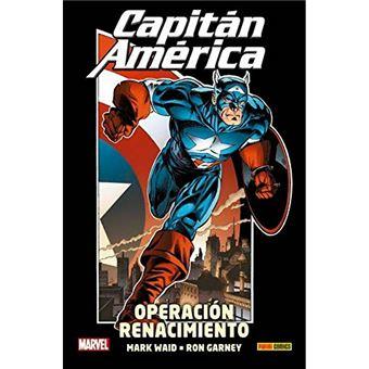 Capitán América - Operación Renacimiento