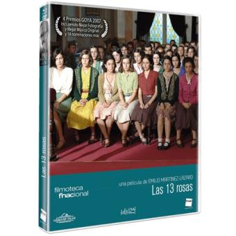 Las 13 rosas - Exclusiva Fnac - Blu-Ray + DVD