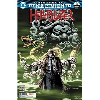 The Hellblazer núm. 03 (Renacimiento)
