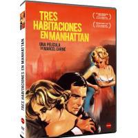 Tres habitaciones en Manhattan - DVD