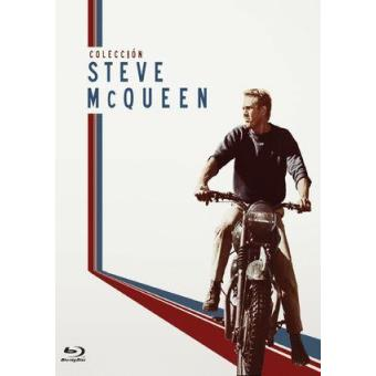 Pack Steve McQueen - Blu-Ray