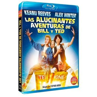 Las alucinantes aventuras de Bil - Blu-Ray