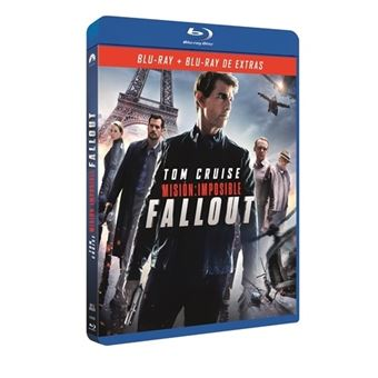 Misión imposible 6: Fallout - Blu-Ray