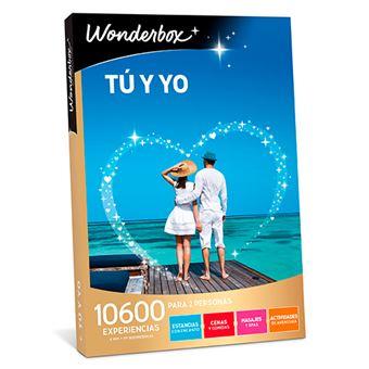 Wonderbox  2018 Tú y yo