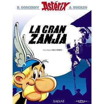 Astérix Nº 25 - La gran zanja