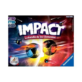 Impact - La batalla de los elementos