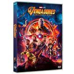 Vengadores: Infinity War - DVD