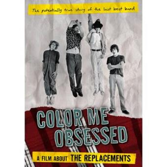 Color Me Obsessed: A Film About the Replacements (Formato DVD)