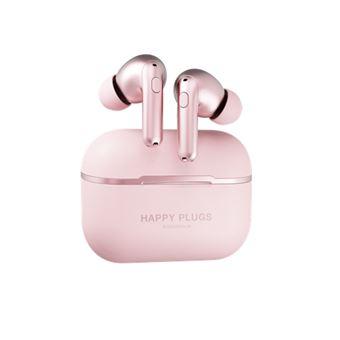 Auriculares Bluetooth Happy Plugs Air 1 Zen True Wireless Rosa