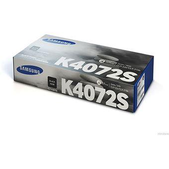 Toner Samsung CLT-K4072S Negro