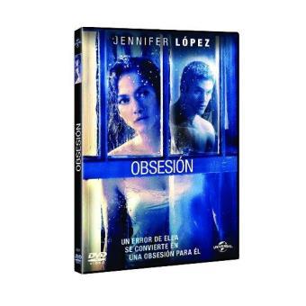 Obsesión - DVD