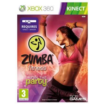 Zumba Fitness Kinect Xbox 360 Para Los Mejores Videojuegos Fnac