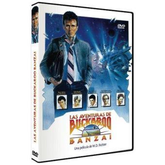 Las aventuras de Buckaroo Banzai - DVD
