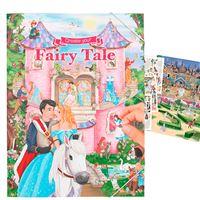 Cuaderno Create your Fairy Tale