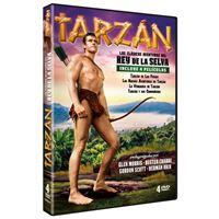Pack Tarzán - DVD