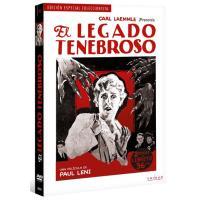 El legado tenebroso Ed Coleccionista - DVD
