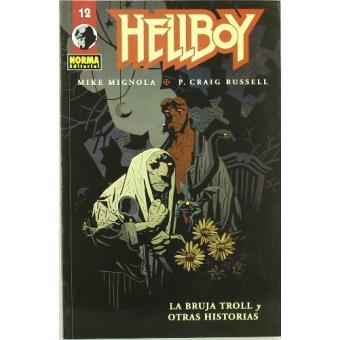 Hellboy 12: La bruja troll y otras historias
