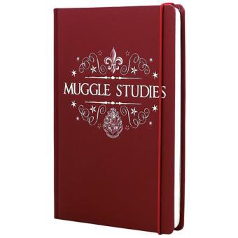 Libreta A5 Harry Potter Muggles Studies