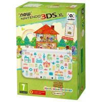 New Nintendo 3DS XL + Animal Crossing: Happy Home Designer (Preinstalado)