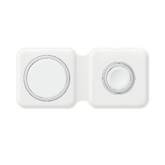 Cargador doble Apple MagSafe Blanco