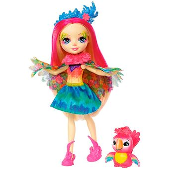 Enchantimals Peeki Parrot Mattel