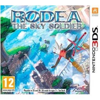 Rodea: The Sky Soldier Nintendo 3DS