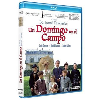 Un domingo en el campo - Blu-Ray