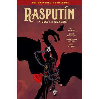 Rasputín - La voz del dragón