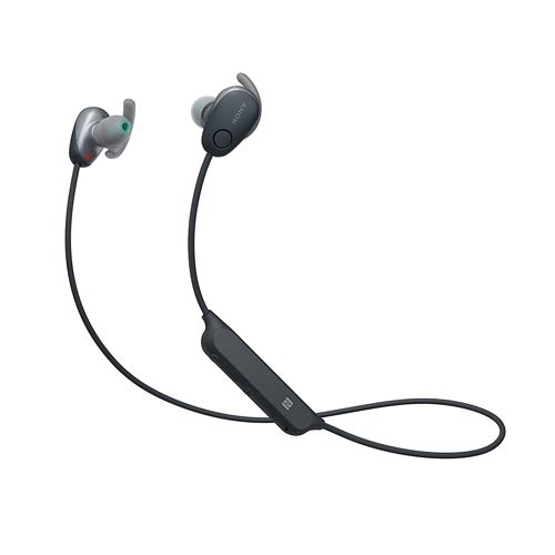 Auriculares Noise Cancelling Sony WI-SP600NB Negro